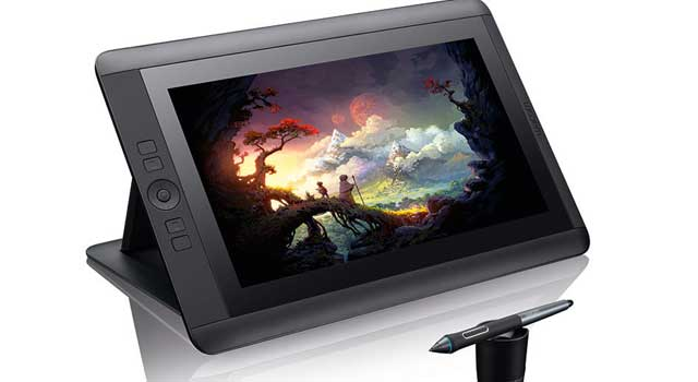 une tablette wacom android 13 pouces sous tegra 4. Black Bedroom Furniture Sets. Home Design Ideas