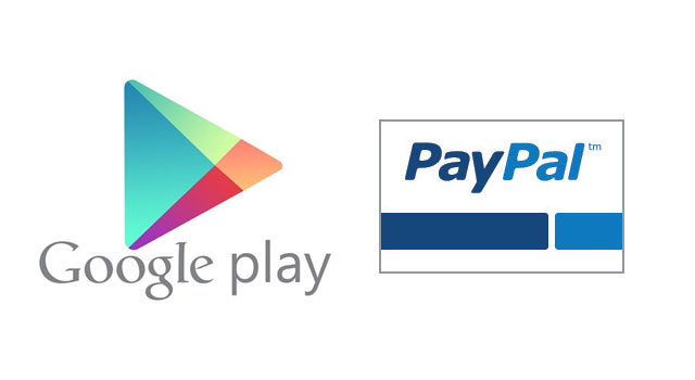 paiement paypal sous google play a marche enfin. Black Bedroom Furniture Sets. Home Design Ideas