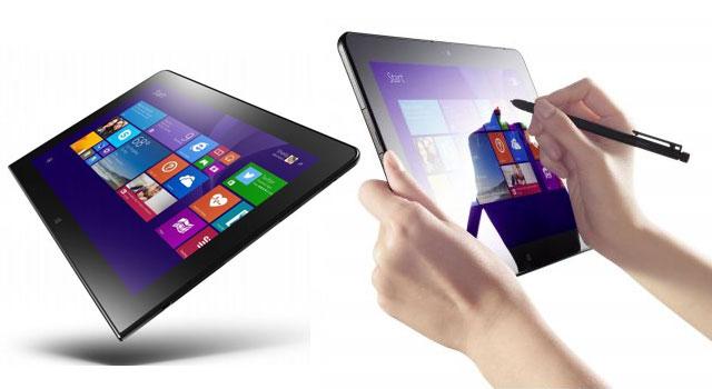 la tablette windows 8 1 lenovo thinkpad 10 pour le 14 mai. Black Bedroom Furniture Sets. Home Design Ideas