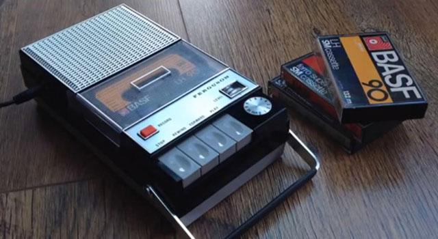 ce lecteur de cassettes est une webradio sous raspberry pi. Black Bedroom Furniture Sets. Home Design Ideas