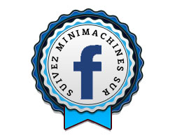 Suivez Minimachines.net sur Facebook !