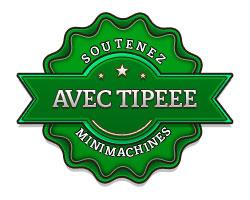 Devenez Sponsor de Minimachines.net avec Tipeee !