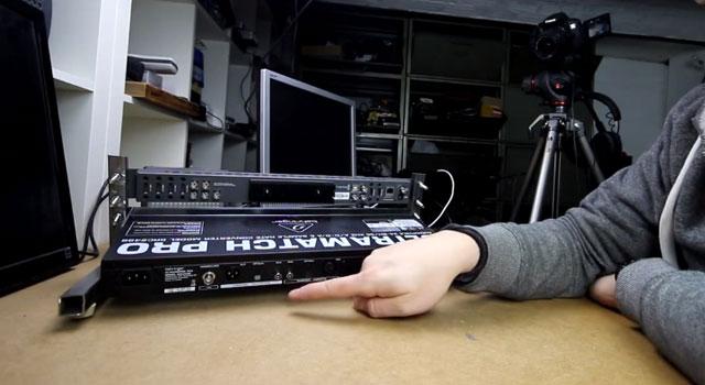 Broadcast vidéo : Le labo en détail