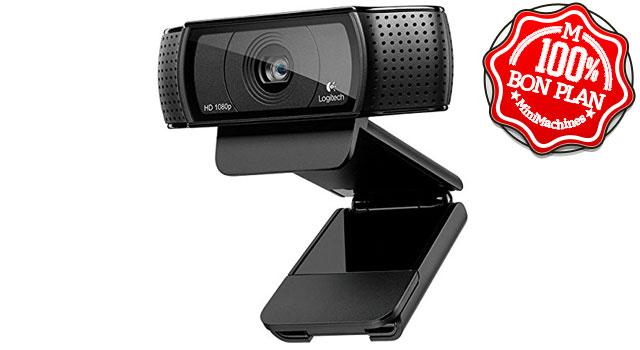 Webcam Logitech C920s HD Pro