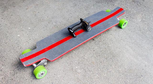 Un Skate Electrique 100 Diy Avec Une Raspberry Pi Ou Un Arduino