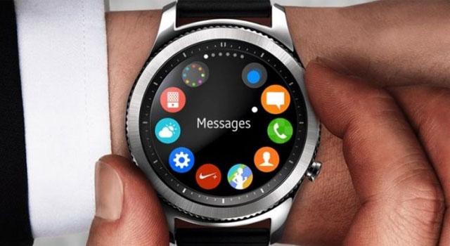 samsung annonce ses nouvelles montres gear s3 frontier et classic. Black Bedroom Furniture Sets. Home Design Ideas