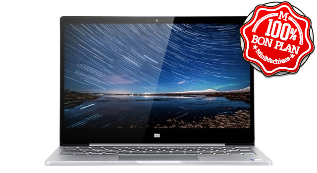 Bon Plan : Le Xiaomi Mi Notebook Air 12,5 pouces…