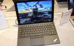 Lenovo Thinkpad X1 Tablet : Présentation et aperçu en images