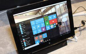 Lenovo Thinkpad 10 : Présentation et aperçu en images