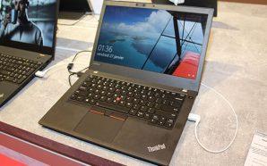 Lenovo Thinkpad T470 : Présentation et aperçu en images