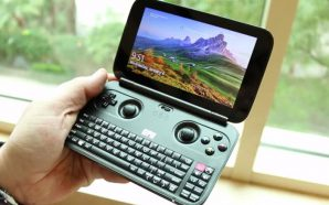 La console Windows GPD Win à 259.99€ sans frais de…