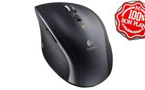 BON PLAN : Souris Logitech Marathon Mouse M705 à 29.90€