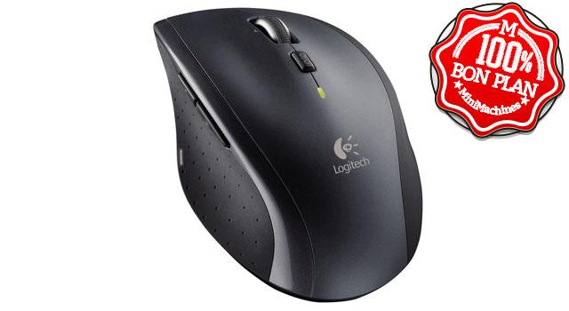 52ae260f457 BON PLAN : Souris Logitech Marathon Mouse M705 à 29.90€