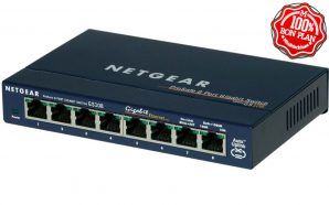 BON PLAN : Un switch Gigabit 8 ports Netgear Prosafe…