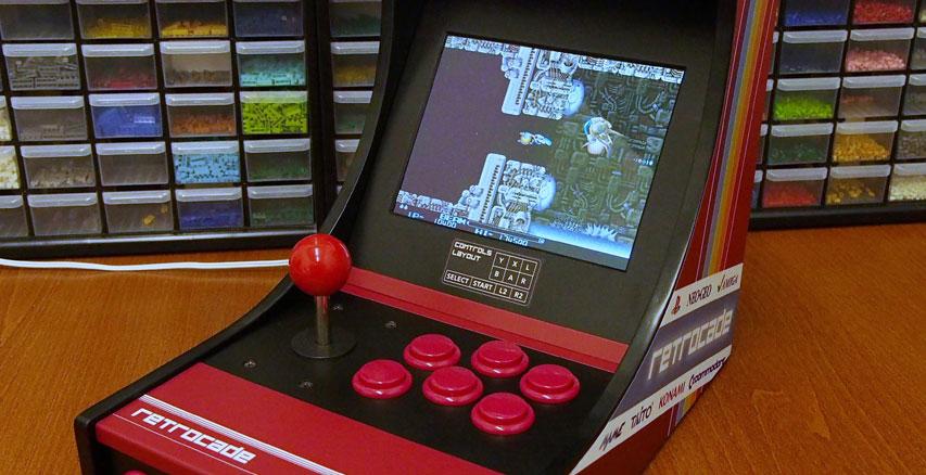borne arcade rpi