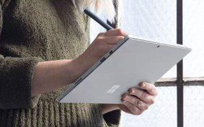 Nouvelle Surface Pro, une mise à jour créative