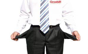 Grosbill est – comme prévu – en grande difficulté financière