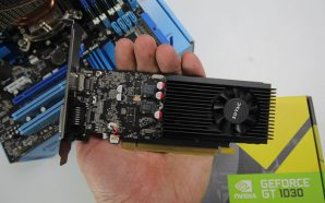 Test : Zotac GeForce GT 1030 une solution pour faire…