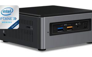 Rumeur : Intel préparerait des NUC Optane complets sous Windows…