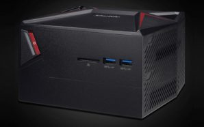 Le MiniPC Gaming Shuttle X1 se dévoile en 3 versions…