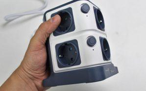 Test : Bestek MRJ8401, une tour multiprise et USB compacte…
