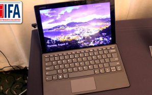 IFA 2017 : Lenovo Miix 520, la solution deux en…