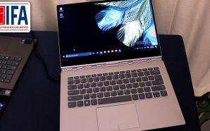 IFA 2017 : Le Lenovo Yoga 920, un 14 pouces…
