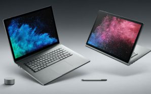 Le Microsoft Surface Book 2 se conjugue désormais en 13…