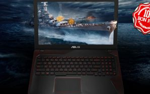 ASUS FX552VE 15,6″ FullHD – i5-7300HQ – GTX 1050Ti –…