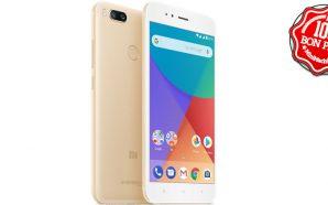 Bon Plan : Smartphone XIAOMI Mi A1 Snapdragon 625 –…