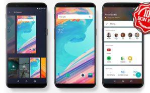 Smartphone OnePlus 5T – 8Go – 128 Go disponible à…
