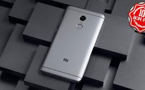 Smartphone Xiaomi Redmi Note 4 3Go/32Go version Globale à 100.33€