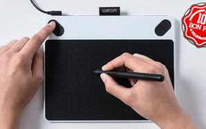 La tablette graphique Wacom Intuos Draw Small à 39€