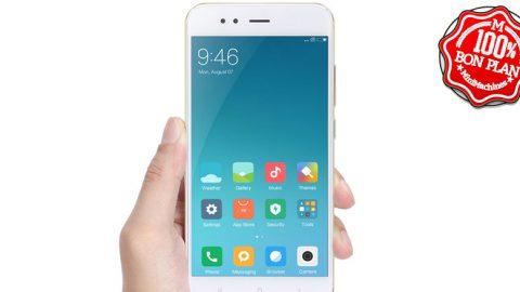 Smartphone XIAOMI Mi A1 - 4/64 Go - Or