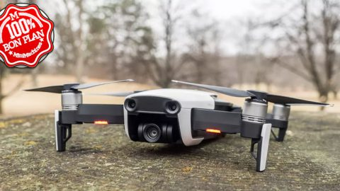Drone DJI Mavic Air Blanc (Kit)