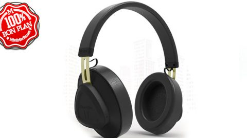 Casque Bluetooth Bluedio TM