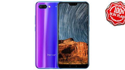 Smartphone Huawei Honor 10 4/128Go Bleu