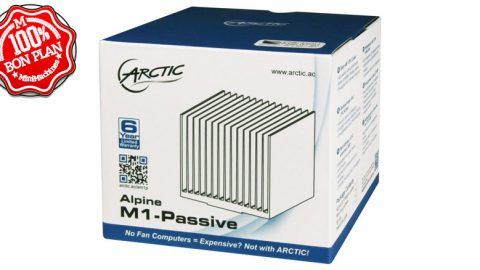 Dissipateur Arctic alpine M1
