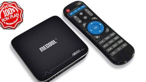 TV Box Mecool M8S PRO+