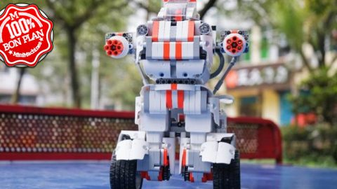 Robot a assembler Xiaomi MITU