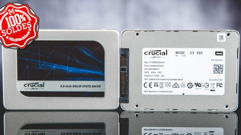 SSD Crucial MX300 1050 Go