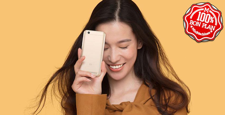 Smartphone Xiaomi Redmi 5A 2/16Go Gris