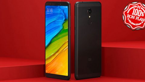 Smartphone Xiaomi Redmi 5 3/32Go Noir / Bleu / Or