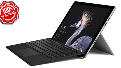 Tablette Microsoft Surface Pro 12.3