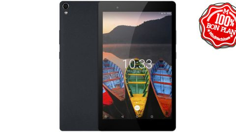 Tablette Android Lenovo P8 VERSION 4G Bleue