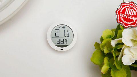Thermostat Xiaomi température et humidité