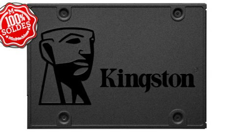 SSD Kingston A400 480 Go SATA III