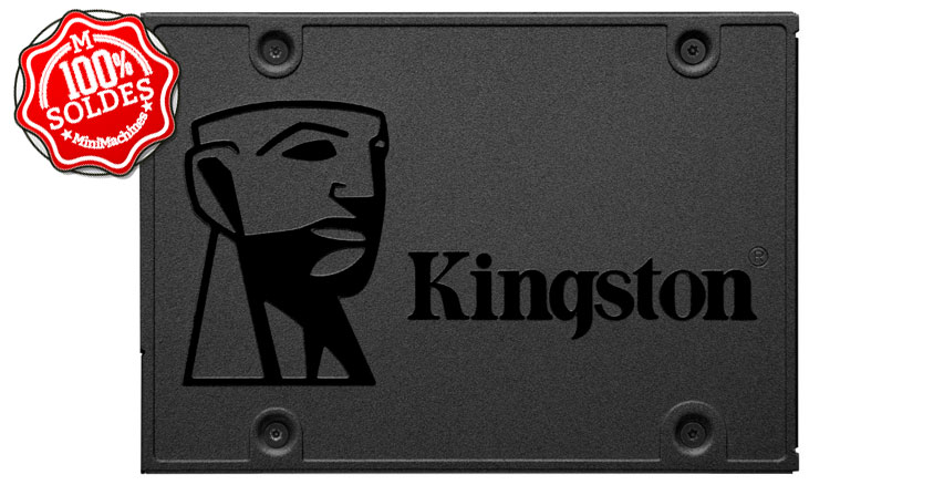 SSD Kingston A400 240 Go SATA III