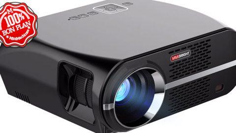 Vidéo projecteur VIVIBRIGHT GP100