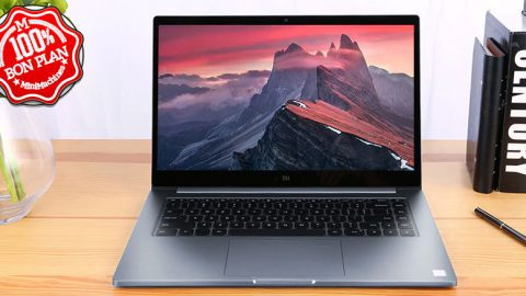Ultrabook Xiaomi Air 13.3 i7-8550U 8/256 Go + MX150